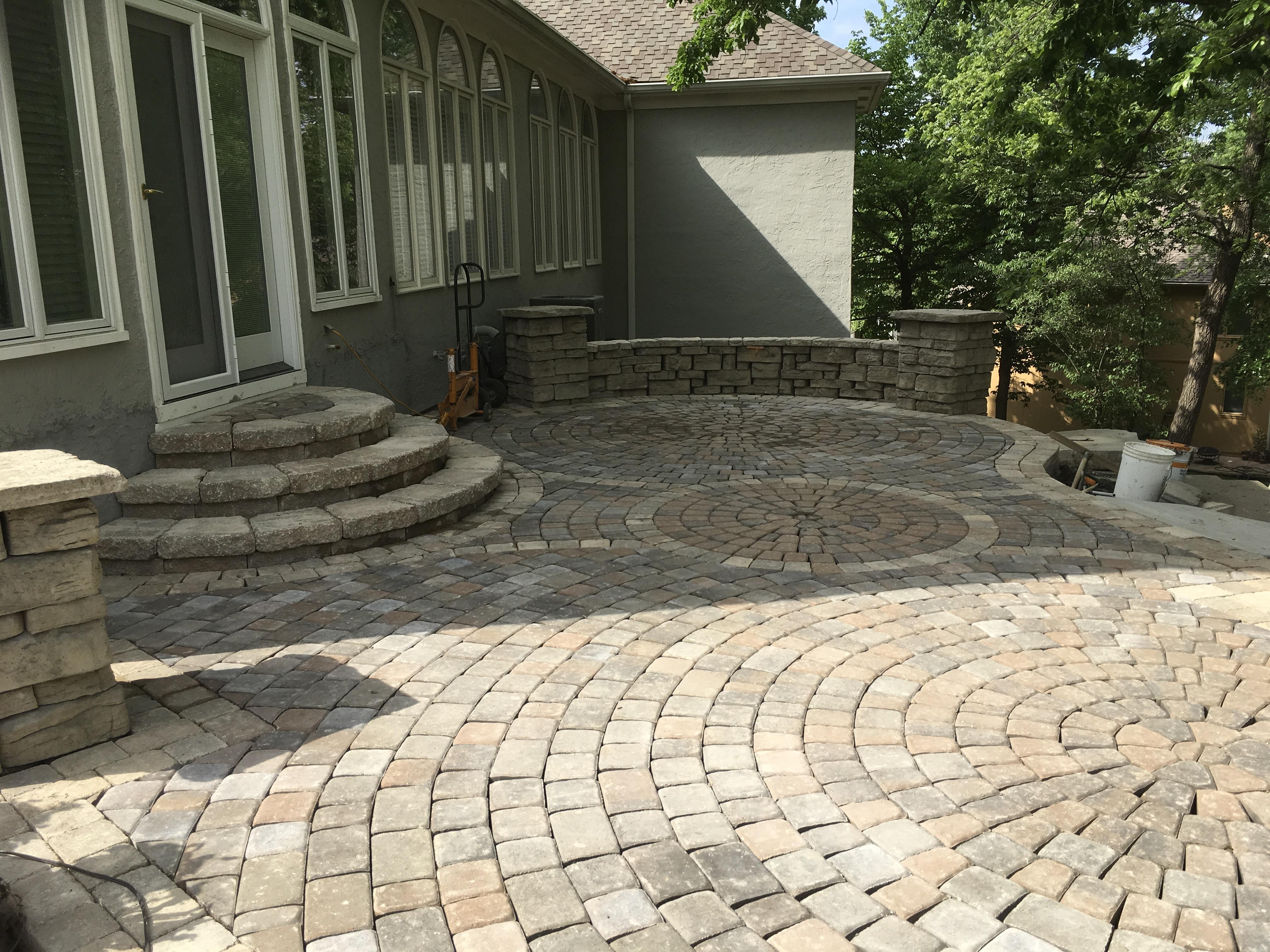 Drainage, hardscape, foundation, erosion, patios, design
